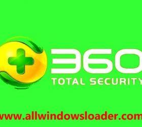 360 Total Security 10.6.0.1210 Crack + License Key 2020 {Premium}