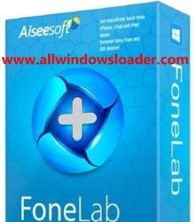 Aiseesoft FoneLab 10.1.18 Crack + Serial Key Latest Keygen {2020}