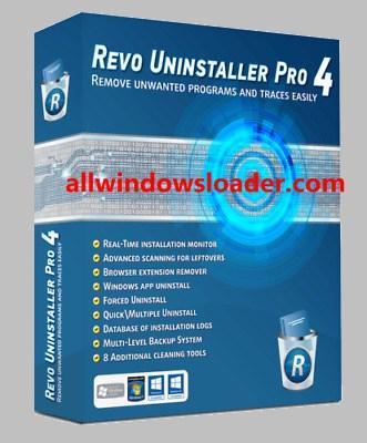 Revo Uninstaller Pro Crack 4.2.1 With Keygen 2020