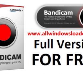 BandiCam Crack 4.5.3 Pro Free Download Full Version 2020 {Lifetime}