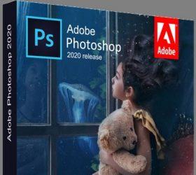 Adobe Photoshop CC 2020 Crack with Keygen Latest Free Download