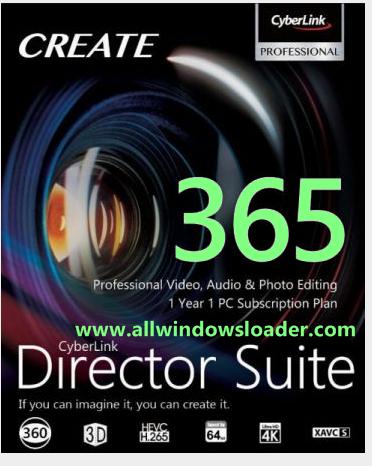 CyberLink Director Suite Full Crack + Keygen Free Download 2020