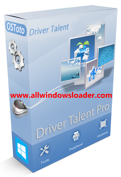 Driver Talent Pro Crack with Activation Key (Latest) 2020