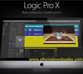 Logic Pro X Crack Full Version with Serial Key 2020 [Latest]