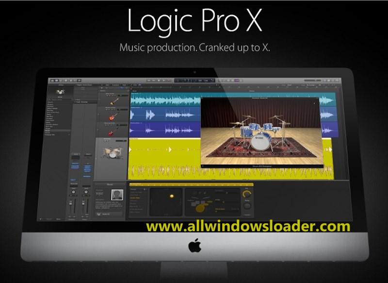 Logic Pro X Crack Full Version with Serial Key 2020 [Latest]