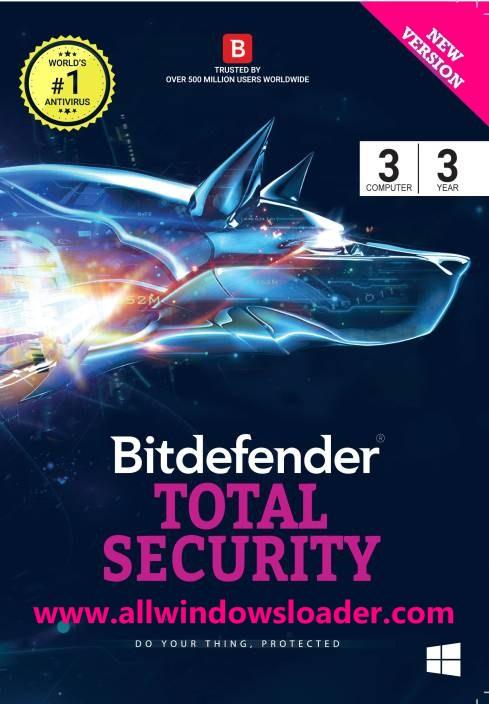 Bitdefender Total Security 2020 Crack + Activation Code Free Download (lifetime)