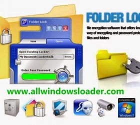 Folder Lock Crack plus Serial Key Latest (2020)