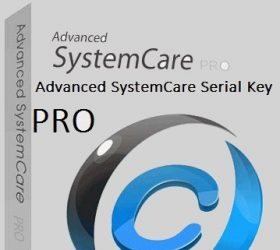 Advanced SystemCare Pro Crack Plus Serial Key (2020)