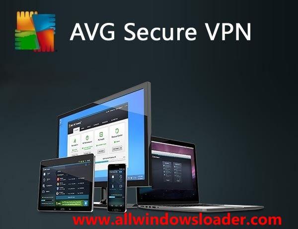 AVG Secure VPN Crack with Keygen Full Version 2020