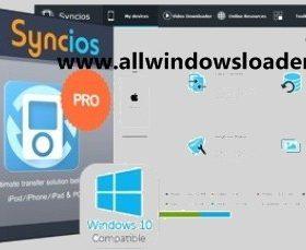 SynciOS Manager Pro Crack plus Keygen 2020