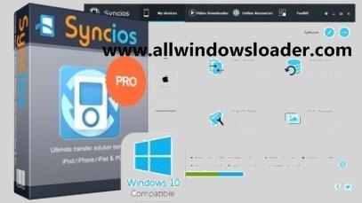 SynciOS Manager Pro Crack plus Keygen 2020