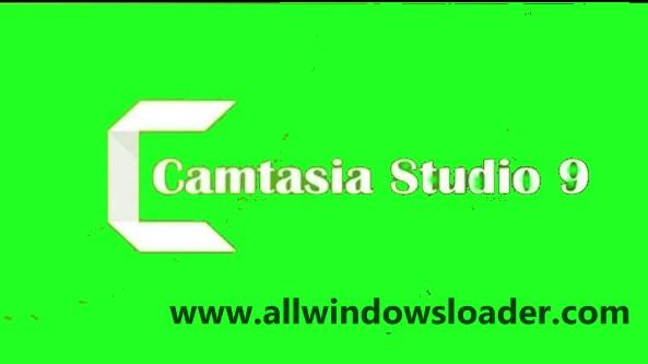 Camtasia Studio 2019.0.9 Crack with License Key Latest