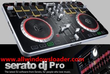 Serato DJ 2.3.2 Crack plus License Key [Windows + Mac]