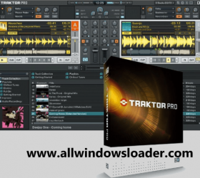 Traktor Pro Crack Free Download (Win + Mac) 2020