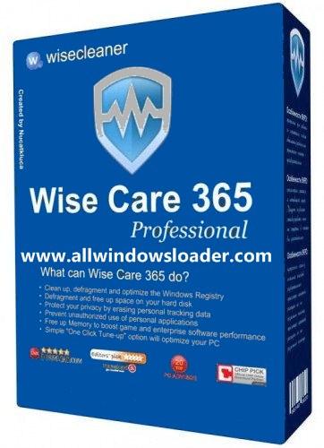 Wise Care 365 PRO Crack Plus Key Latest (2020)