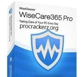 Wise Care 365 Pro Crack + Key Free Download [2020]