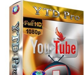 YTD Video Downloader Pro Crack + Serial Key 2020