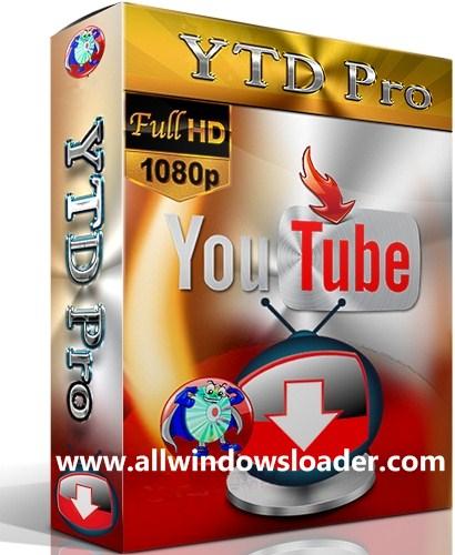 YTD Video Downloader Pro Crack + Serial Key 2020