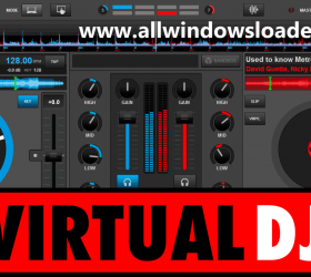 Virtual DJ Pro Crack Plus Serial Key Latest (2020)