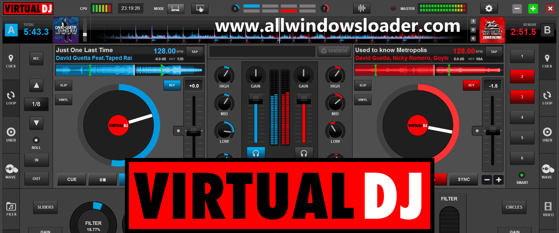 Virtual DJ Pro Crack Plus Serial Key Latest (2020)