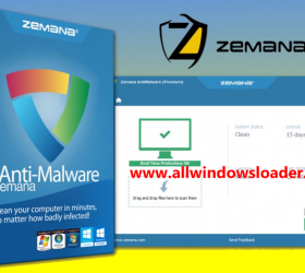 Zemana AntiMalware Crack + Serial Key 2020