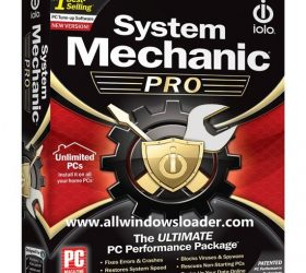 System Mechanic Pro Crack + Activation Key [Latest]