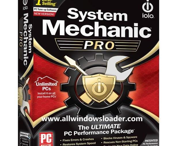 System Mechanic Pro Crack + Activation Key [Latest]