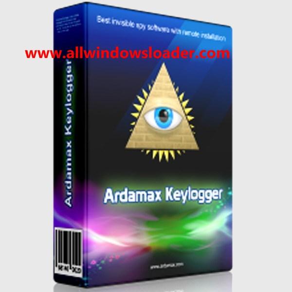 Ardamax Keylogger 5.2 Crack plus Registration Key Full Version