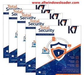 K7 Total Security Crack Plus Full License Key Latest