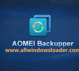 AOMEI Backupper Pro Crack with License Key Latest Version Download