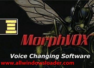 MorphVox Pro Crack + Serial Key Full Version Latest
