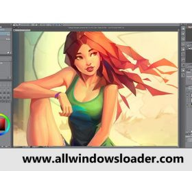 Clip Studio Paint Crack with Serial Key Latest Version