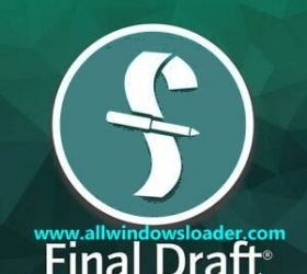 Final Draft Crack plus Activation Key Latest Free Download