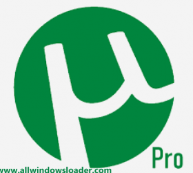UTorrent Pro Crack plus License Key Full Version Latest