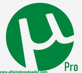 UTorrent Pro Crack plus License Key Full Version Latest
