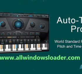 Antares AutoTune Pro 9.1.1 Crack with Serial Key Latest 2020