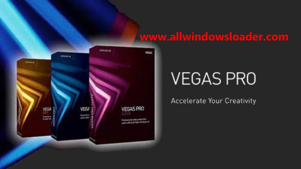 Sony Vegas Pro 17 Crack with Serial Key Latest 2020