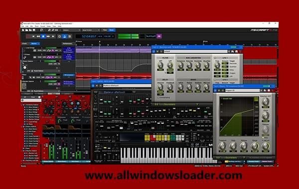 Mixcraft Pro 9 Crack Studio with Activation Key Latest 2020
