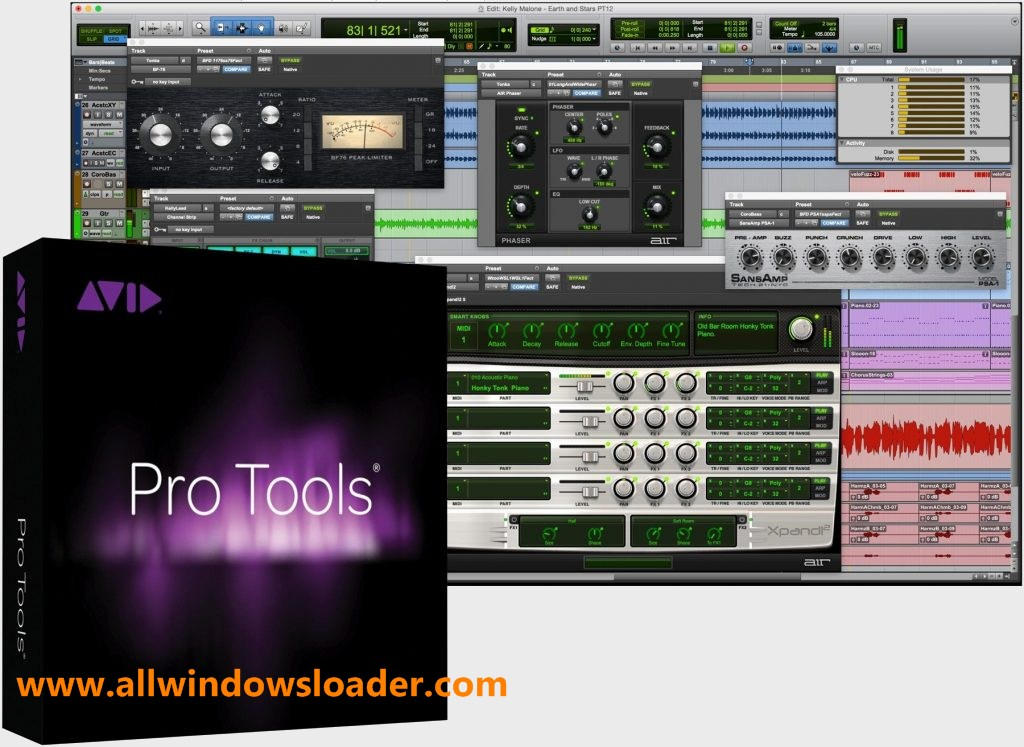 Avid Pro Tools Crack 2020.03 with Serial Key Download Latest