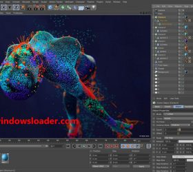 CINEMA 4D S22.116 Crack with Serial Number Download 2020