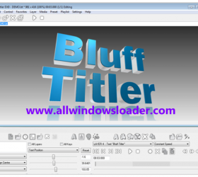 BluffTitler Ultimate 14.8.0.2 Crack with Patch Latest 2020